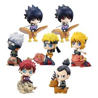Kuchiyose Special Figure Set Naruto Shippuden Petit Chara