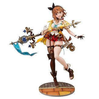 Figura Ryza Reisalin Stout Atelier Ryza 2 Lost Legends & the Secret Fairy