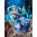 Figura Hatsune MIku Mermaid Vocaloid Princess AMP
