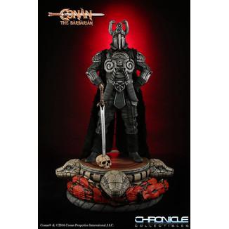 Thulsa Doom Statue Conan the Barbarian