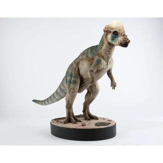 Estatua Pachycephalosaurus Parque Jurasico 2