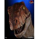 Busto Raptor Macho Parque Jurasico 2