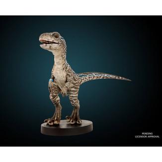 Baby Blue Statue Jurassic World Fallen Kingdom
