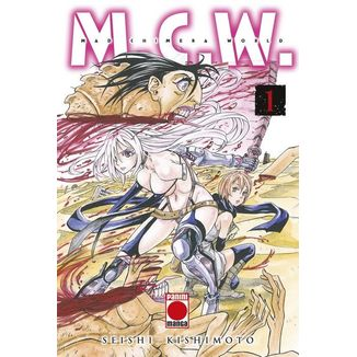 Mad Chimera World #01 Manga Oficial Panini Manga