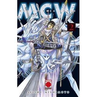 Mad Chimera World #02 Manga Oficial Panini Manga