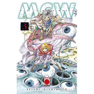 Mad Chimera World #03 Manga Oficial Panini Manga (spanish)
