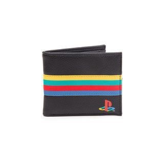 Cartera Sony PlayStation Retro Logo