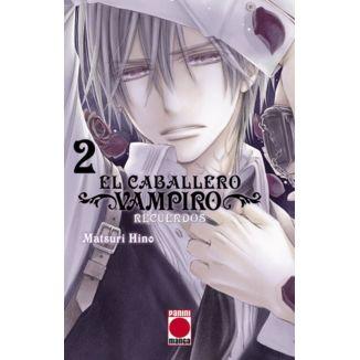 El Caballero Vampiro: Recuerdos #02 Manga Oficial Panini Manga