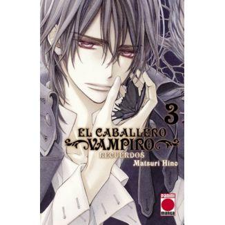 El Caballero Vampiro: Recuerdos #03 Manga Oficial Panini Manga