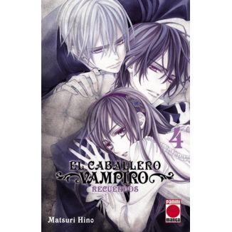 El Caballero Vampiro: Recuerdos #04 Manga Oficial Panini Manga