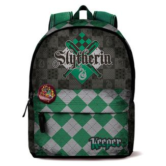 Mochila Slytherin Keeper Harry Potter