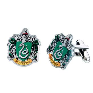 Slytherin Cufflinks Harry Potter