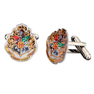 Hogwarts Cufflinks Harry Potter