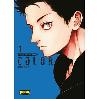Color Recipe #01 Manga Oficial Norma Editorial