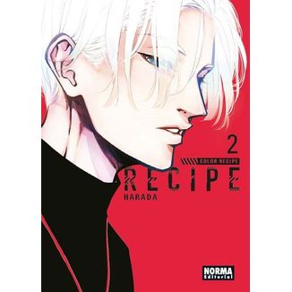 Color Recipe #02 Manga Oficial Norma Editorial (spanish)