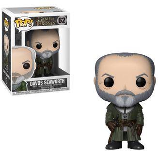 Davos Seaworth Funko Game of Thrones POP!