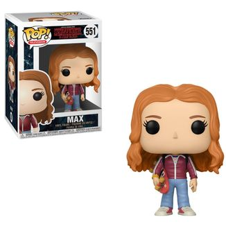 Funko Max Stranger Things POP!