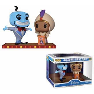 Aladdin's First Wish Funko Disney POP! Movie Moments