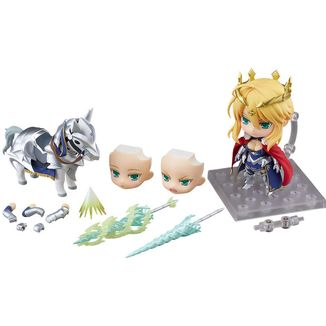 Lancer Altria Pendragon & Dun Stallion Nendoroid 1532 DX Fate Grand Order