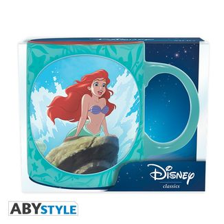 Little Mermaid Turquoise Mug Disney