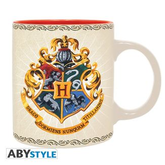Hogwarts 4 Houses Mug Harry Potter