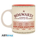 Taza Hogwarts 4 Casas Harry Potter