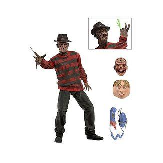 Figura Ultimate Freddy Krueger Pesadilla en Elm Street 30th Anniversary