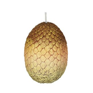Golden Dragon Egg Votive Candle Game of Thrones