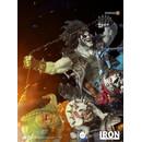 Estatua Lobo by Ivan Reis DC Comics