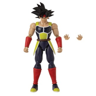 Figura Bardock Dragon Stars Series Dragon Ball Super
