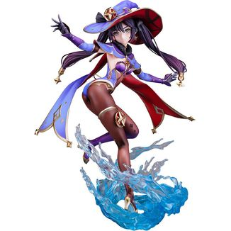 Figura Mona Megistus Astral Reflection Genshin Impact