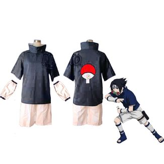 Cosplay Sasuke Uchiha Naruto