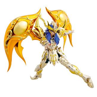 Figura Caballeros del Zodiaco Soul of Gold - Milo de Escorpio God Cloth - Myth Cloth EX