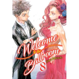 Welcome to the Ballroom #08 Manga Oficial Milky Way Ediciones
