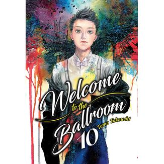 Welcome to the Ballroom #10 (Spanish) Manga Oficial Milky Way Ediciones