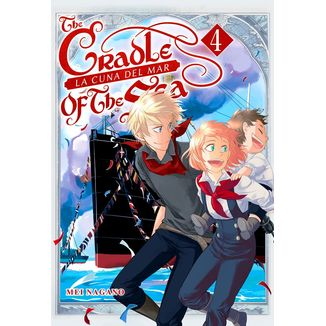 The Cradle of the Sea #04 Manga Oficial Milky Way Ediciones
