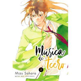 Música de Acero #02 Manga Oficial Milky Way Ediciones