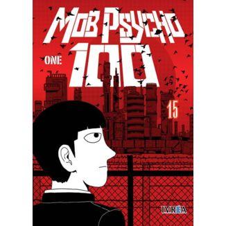 Mob Psycho 100 #15 (Spanish) Manga Oficial Ivrea