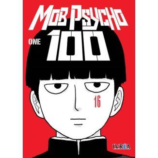 Mob Psycho 100 #16 Manga Oficial Ivrea