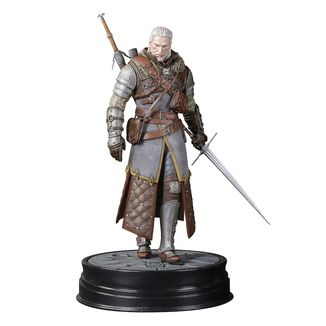 Geralt Grandmaster Ursine Figure The Witcher 3 Wild Hunt