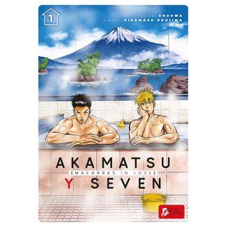 Akamatsu Y Seven Macarras In Love #01 Manga Oficial Tomodomo Ediciones