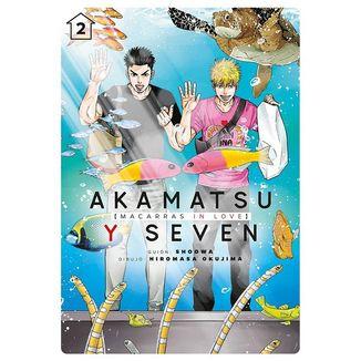 Akamatsu Y Seven Macarras In Love #02 Manga Oficial Tomodomo Ediciones