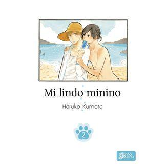 Mi Lindo Minino #02 Manga Oficial Tomodomo Ediciones (spanish)