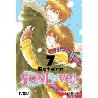 S.O.S. Love #07 Manga Oficial Ivrea