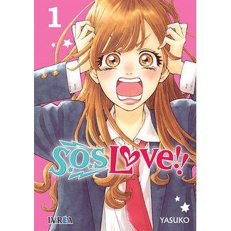S.O.S. Love!! #01 Manga Oficial Ivrea (spanish)