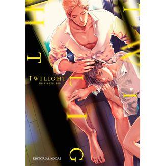 Twilight Manga Oficial Editorial Kodai