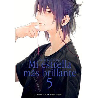 Mi Estrella Más Brillante #05 Manga Oficial Milky Way Ediciones (spanish)