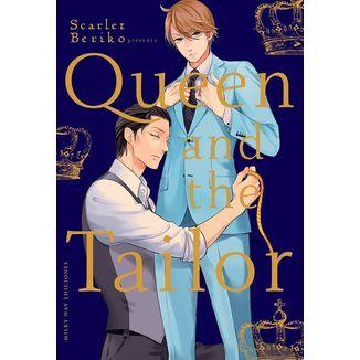 Queen and the Tailor Manga Oficial Milky Way Ediciones
