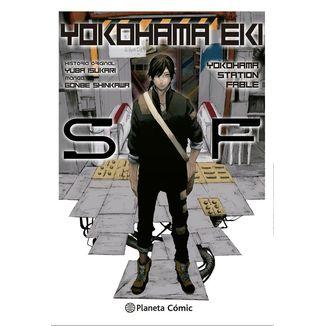 Yokohama Station Manga Oficial Planeta Comic (Spanish)