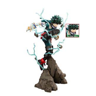 Figura Izuku Midoriya Deku V2 Bonus Edition My Hero Academia ARTFXJ